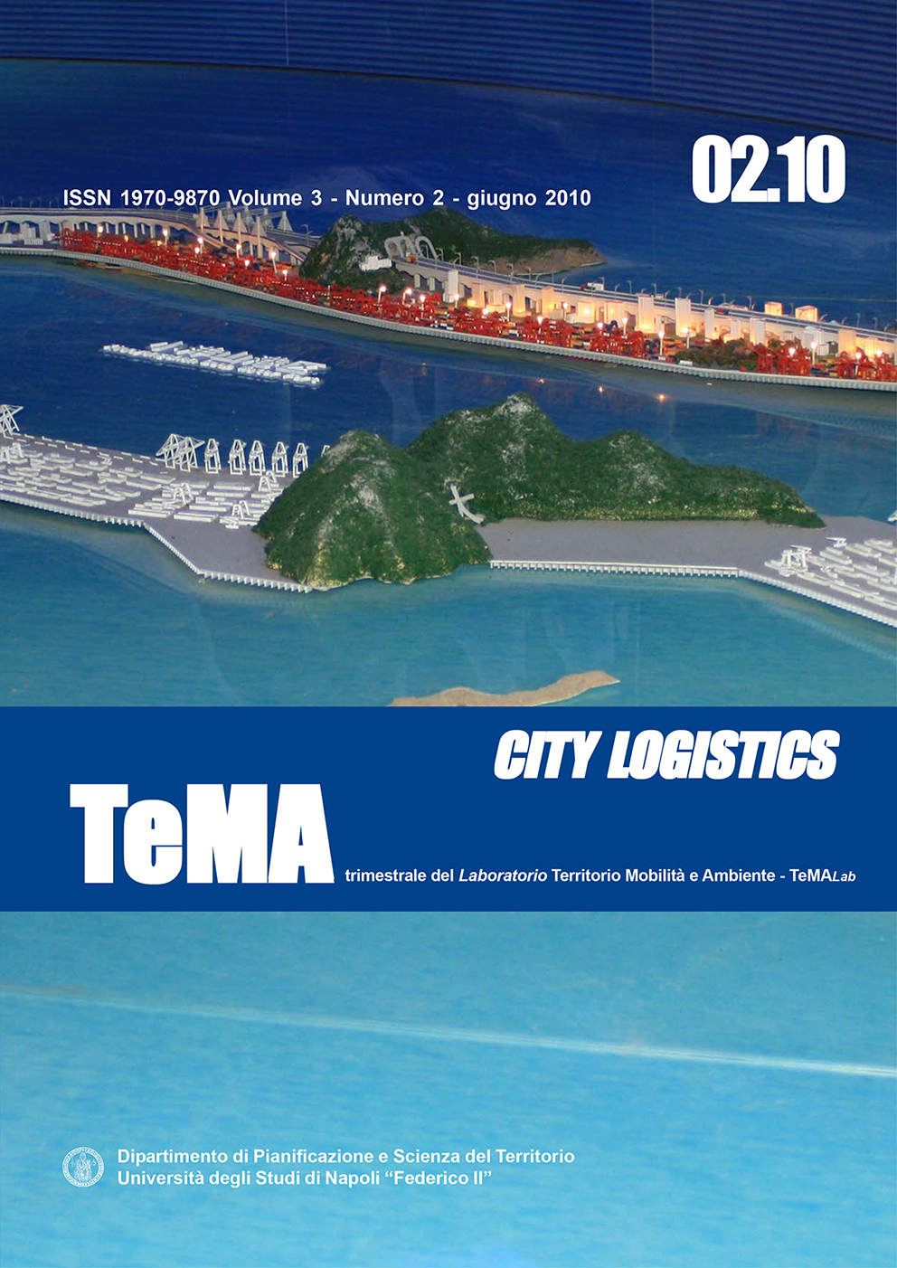 11_Vol 3, N° 2 (2010): City Logistics